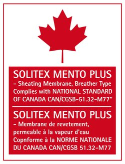 CAN/CGSB-51.33-M77 SOLITEX MENTO